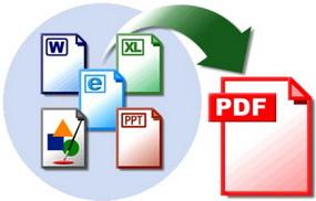 Как сохранить документ в формате PDF