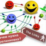 Правила и способы перелинковки статей блога.