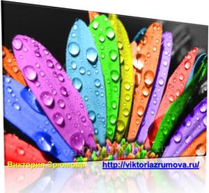 Как правильно сочетать цвета в дизайне музыкальной открытки